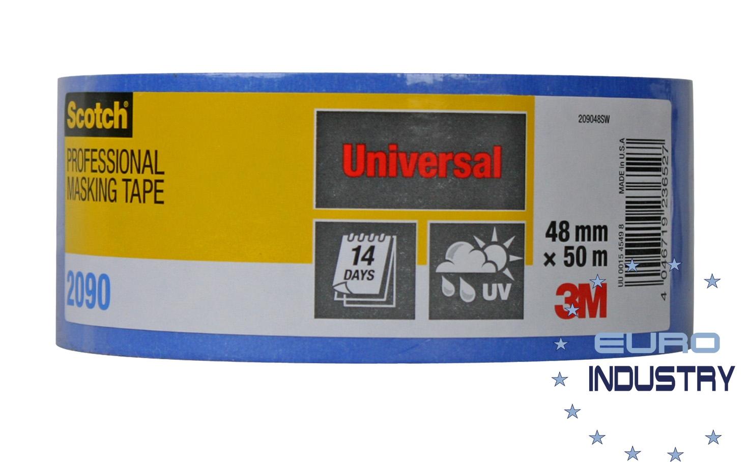 3m Scotchblue 2090 Painter S Tape 48mm X 50m