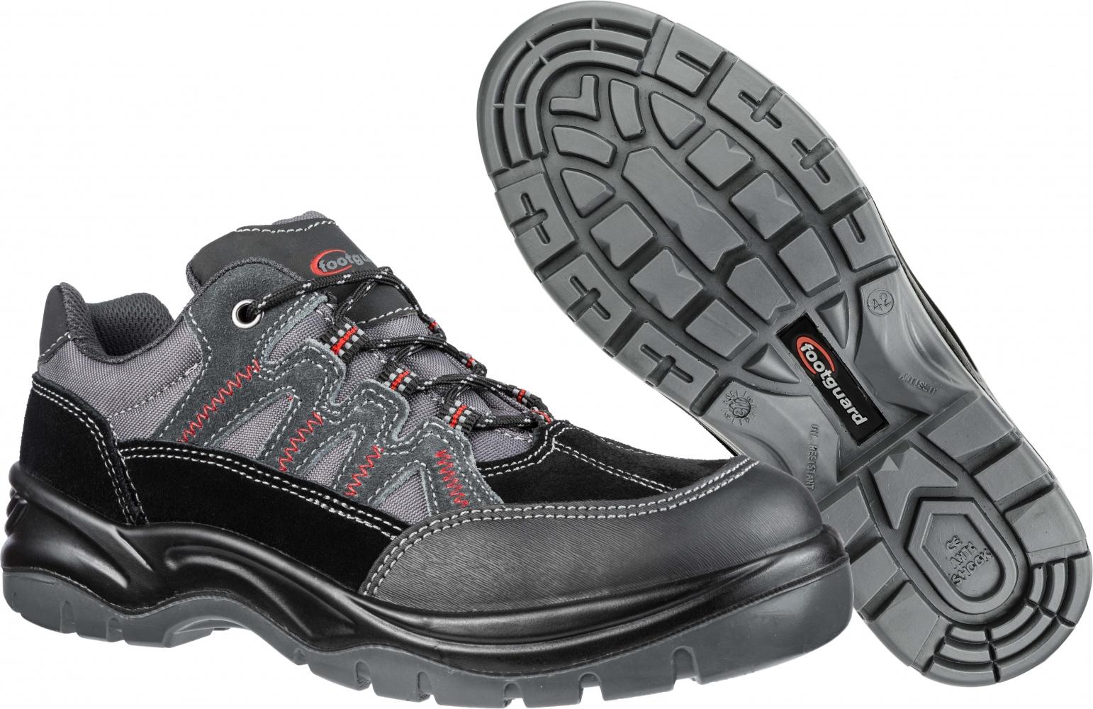 new style 6d6cf 8524a Footguard 641870 INNOVATIVE LOW Sicherheitsschuhe S1P SRC