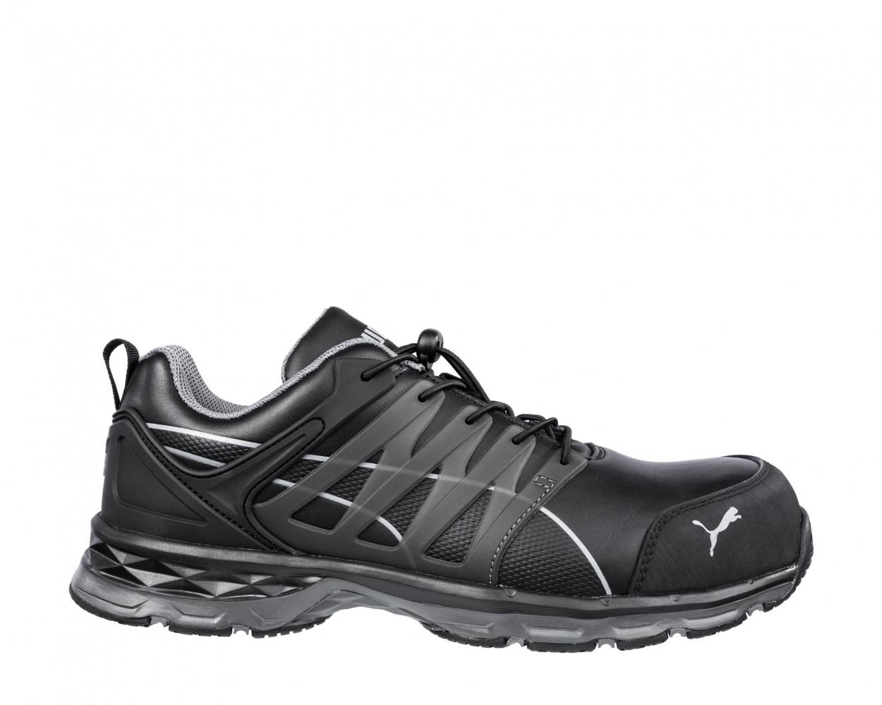 grossiste c3fd3 d47c6 PUMA 643840 VELOCITY 2.0 BLACK LOW chaussures de sécurité S3 ESD HRO