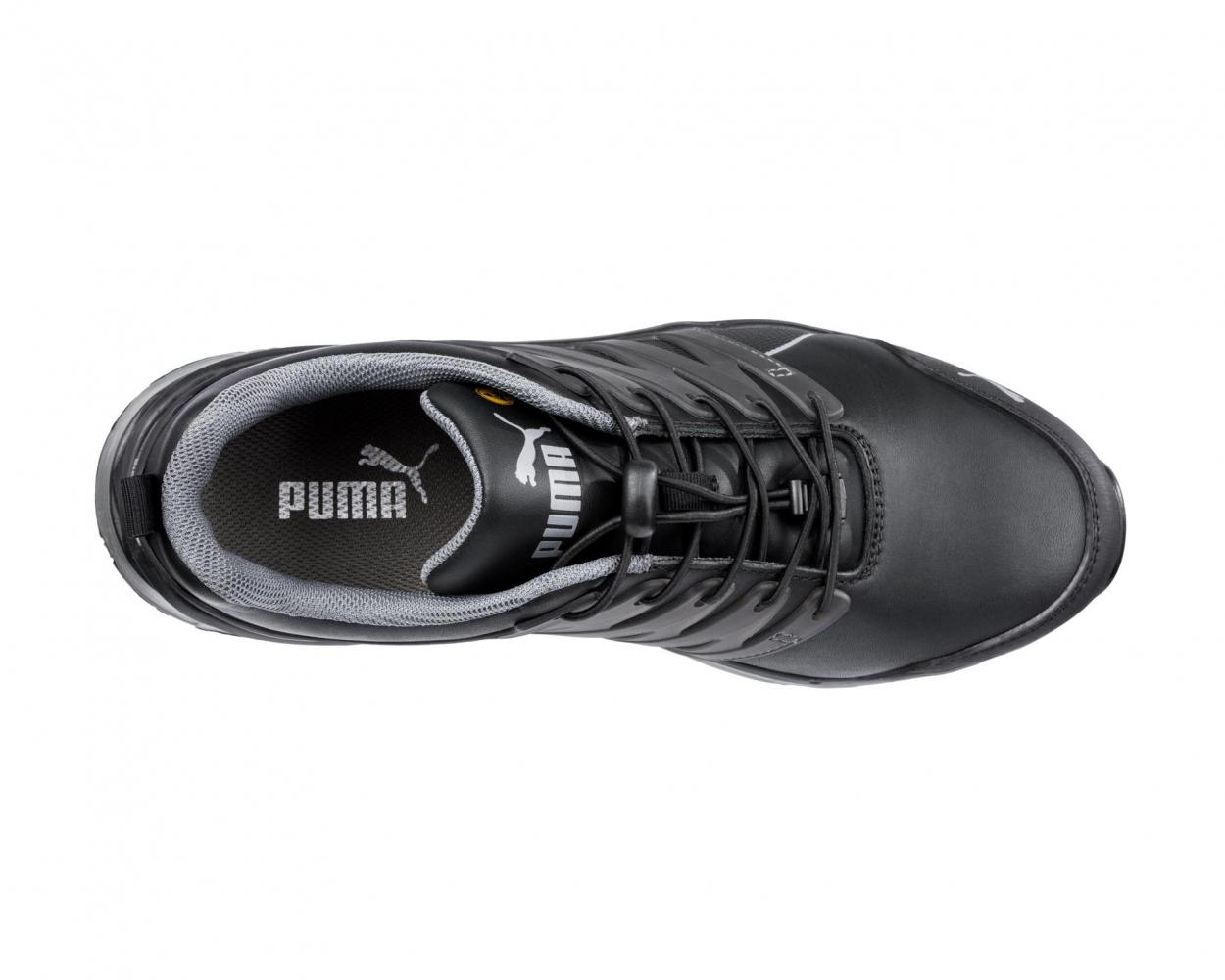 PUMA 643840 VELOCITY 2.0 BLACK LOW chaussures de sécurité S3 ESD HRO ... f05b16cc130e