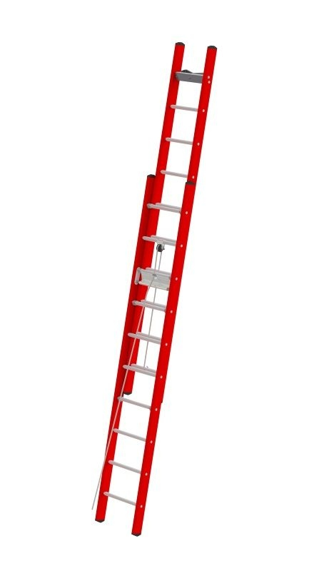 Helios® CCF, insulating Ladder, rope operated