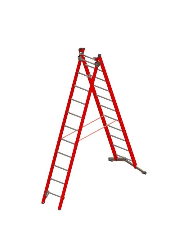 Helios® TRF Insulating Ladder, 2 segments