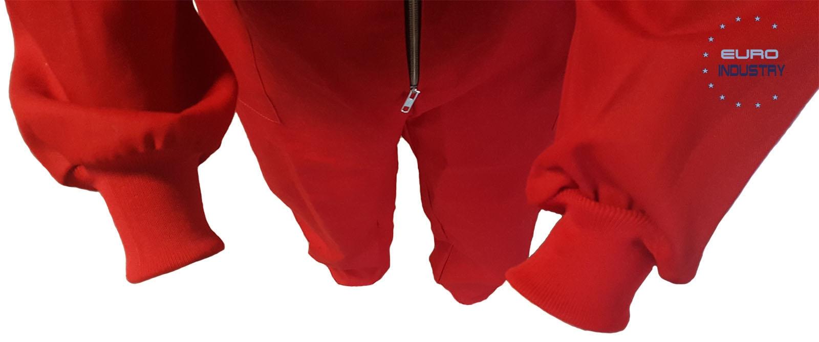 Rotes Bankräuber Kostüm Nach Serie Das Haus Des Geldes 100