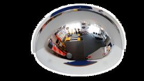 Dancop globe mirror bm ° cm acrylic indoor use