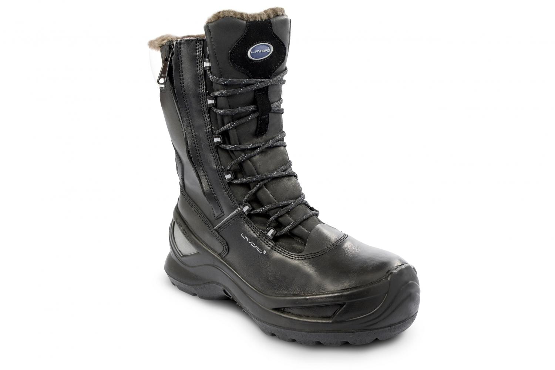 sur les images de pieds de meilleurs prix style de mode Lavoro 34353 NORDMEER Chaussures de Sécurité hiver montante S3 CI