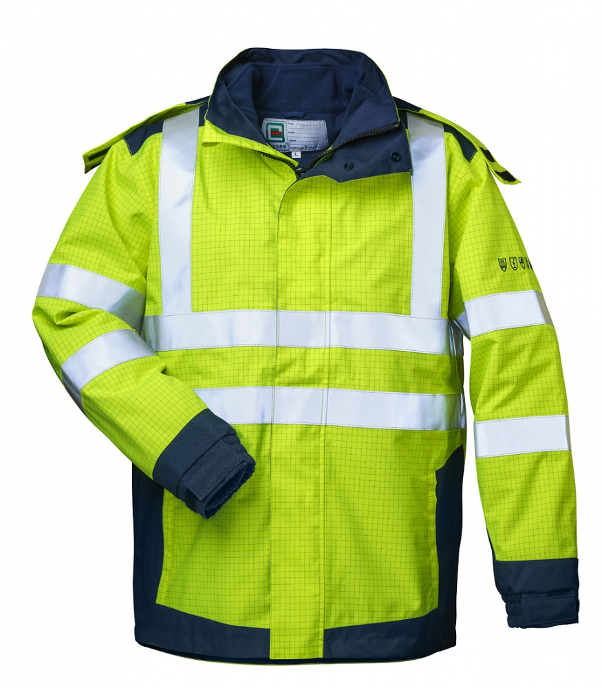 pics/Feldtmann 2016/Jacken/elysee-23415-multinorm-high-visibility-jacket-yellow-marine-front.jpg
