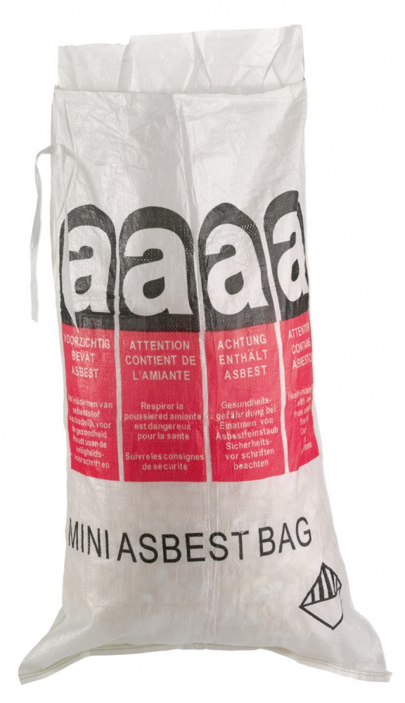 Asbest-Bags