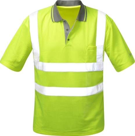 High visibility t-shirts/polos