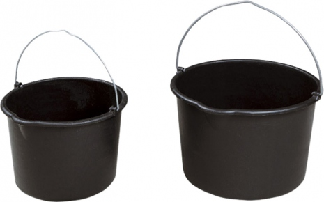 Construction buckets