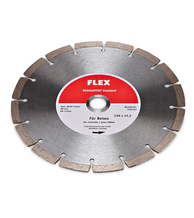 flex diamantjet disque diamant standard b ton 230 x 22 2 mm achat en ligne euro. Black Bedroom Furniture Sets. Home Design Ideas