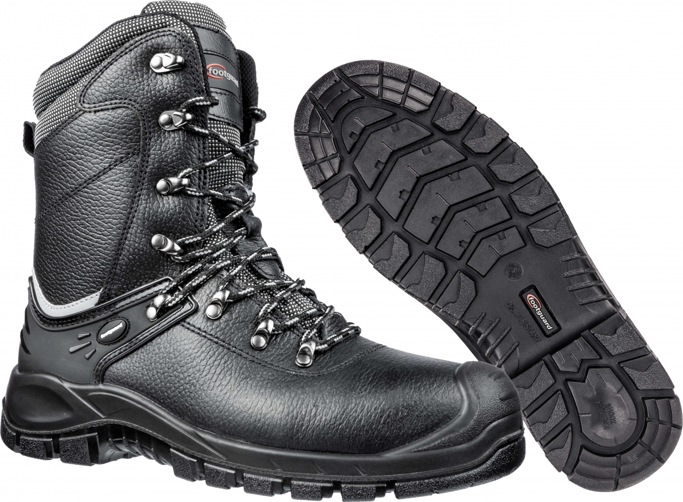 brand new 71292 c89d0 Footguard 631831 NORDIC HIGH Winter Sicherheitsstiefel S3 SRC CI