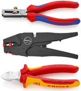 Wire Strippers and Dismantling Tools