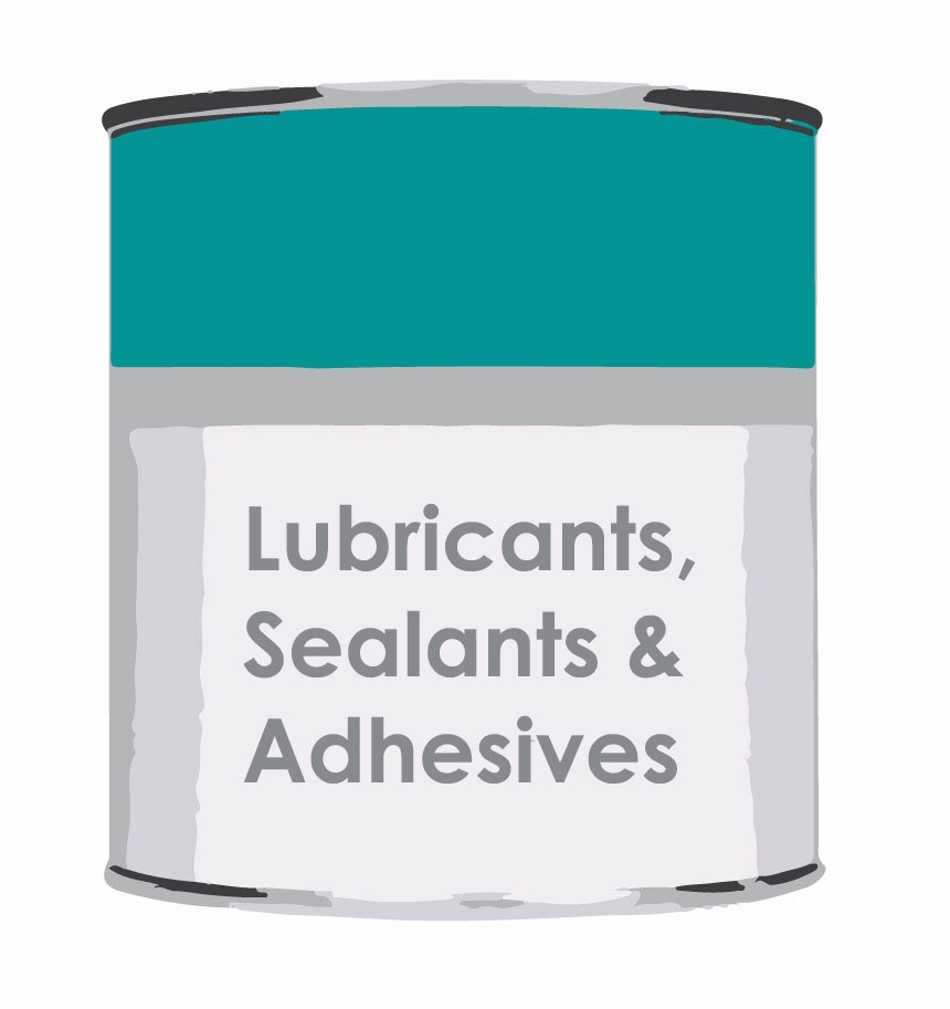 Lubricants, Sealants & Adhesives
