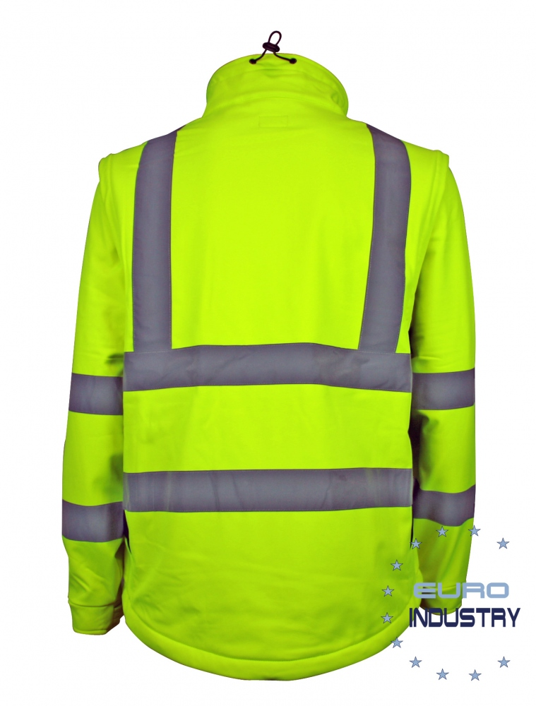 pics/Leipold/E.I.S. Copyright/leikatex-490770-softshell-high-visibility-jacket-yellow-back.jpg