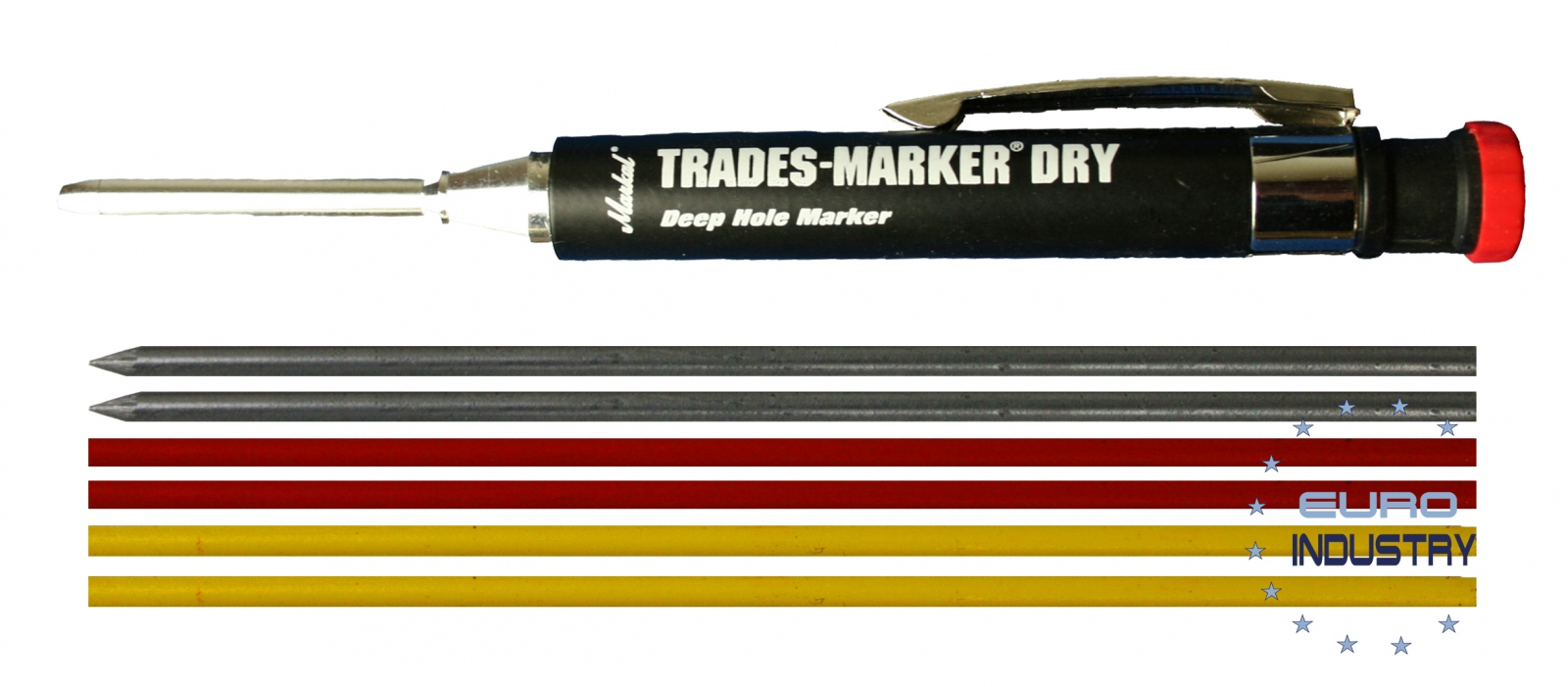 pics/Markal/E.I.S. Copyright/markal-trades-marker-dry-deep-hole-and-mix-mines-refill-pack2.jpg