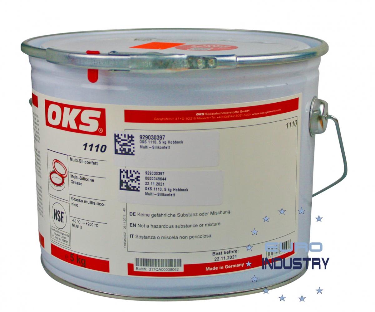 OKS 1110 Multi-silicone grease 5kg hobbock