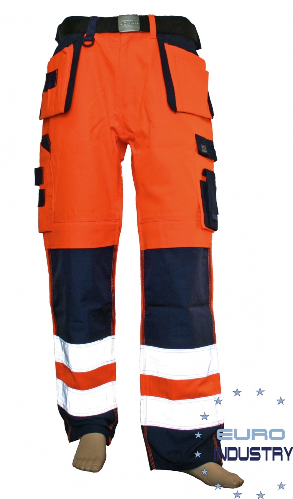 pics/Ocean/E.I.S. Copyright/ocean-80-1299-thor-work-wear-high-visibility-warnschutzhose-orange-front.jpg