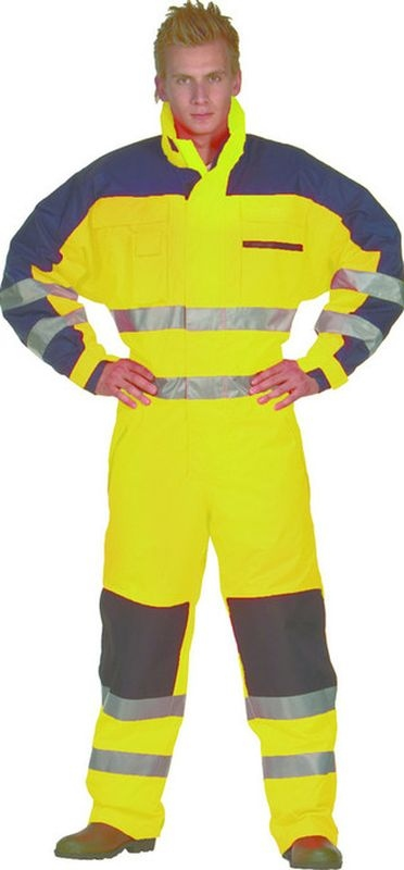 Protection suits in oversizes