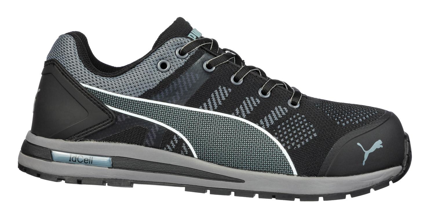 online store ef3dd 97096 Chaussure de sécurité basse S1P ESD HRO SRC - Elevate Knit PUMA