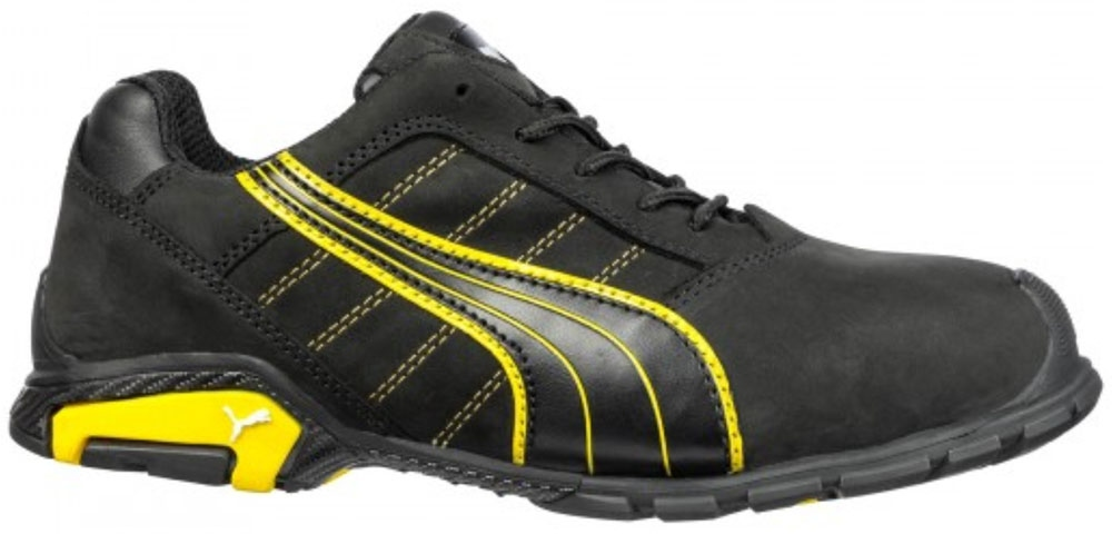 c40e7c1b01 Puma 642710 AMSTERDAM LOW Metro Protect Modern look Safety shoes S3