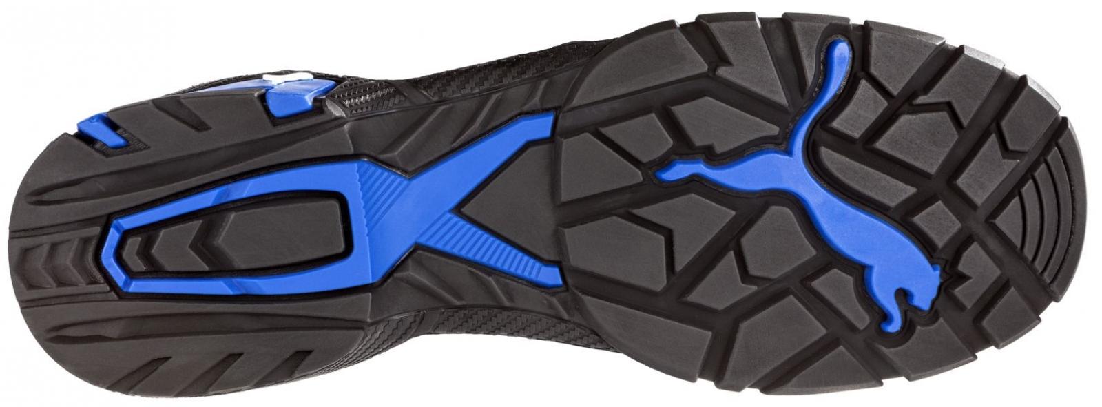 efe403364fd Puma 642750 RIO BLACK LOW Metro Protect Safety shoes S3 SRC - online ...