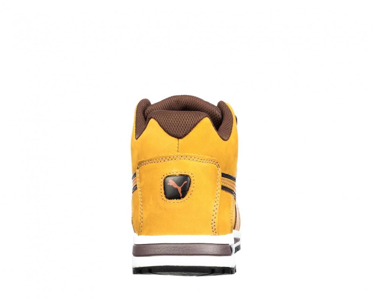 d31e8395acf Puma 633180 DASH WHEAT MID Urban Protect High safety shoes S3 HRO ...