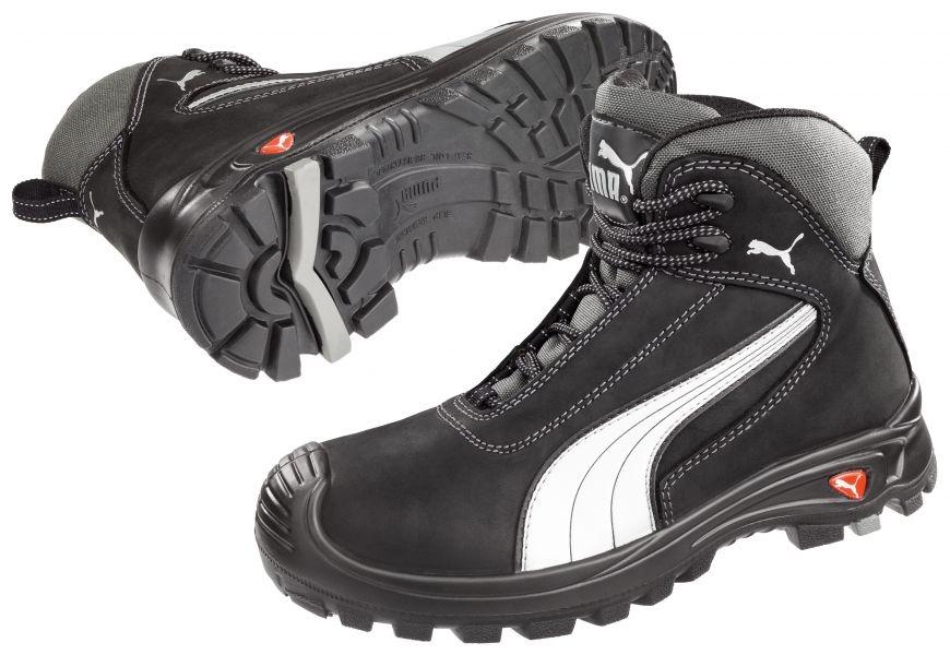 Puma 630210 Scuff Caps Safety boots S3 HRO SRC - online purchase ... 94a22317c