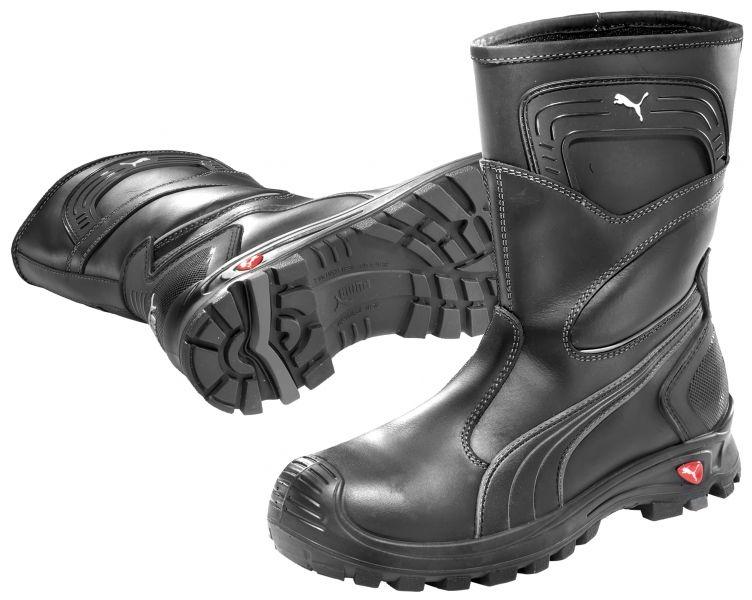 Puma 630440 RIGGER BOOT Scuff Caps Winter safety boots S3 HRO ... 1b1efe2ed