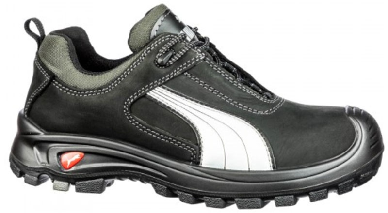105b44be Puma 640720 CASCADES LOW Scuff Caps Safety Shoes S3 HRO