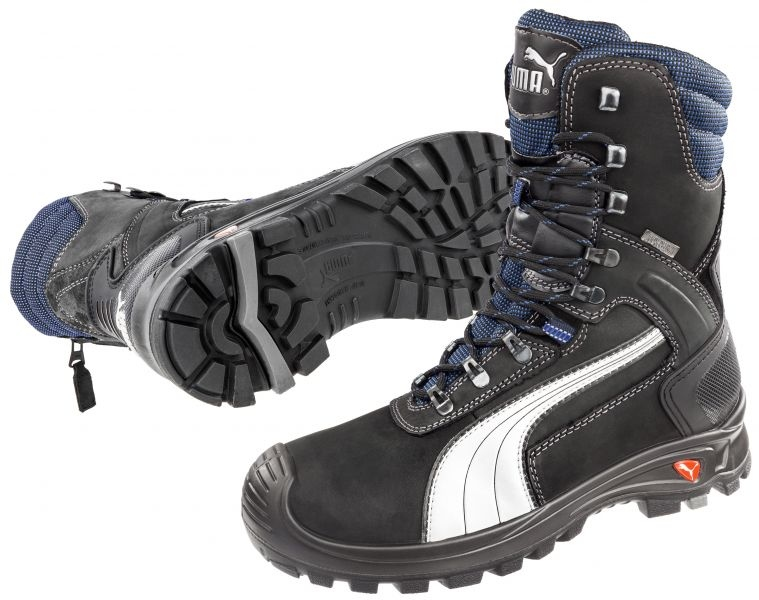 f3e98c0f4d7 Puma 630530 Pamir High Winter Safety Shoes S3 HRO SRC