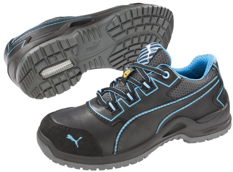Technics Sécurité S3 Line Basses Dames Puma 644120 Chaussures De FJ3TlK1c