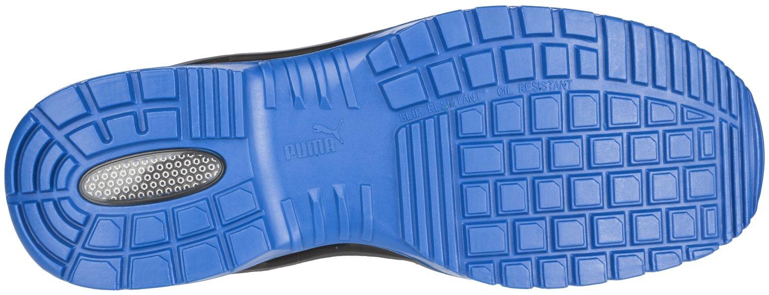 6d982175c6c Puma 644220 ARGON BLUE LOW Technics Line Safety shoes S3 ESD ...