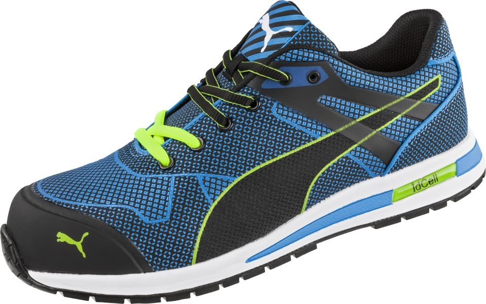 Puma urban protect 643060 safety shoes s1p hro online for Tenis de seguridad
