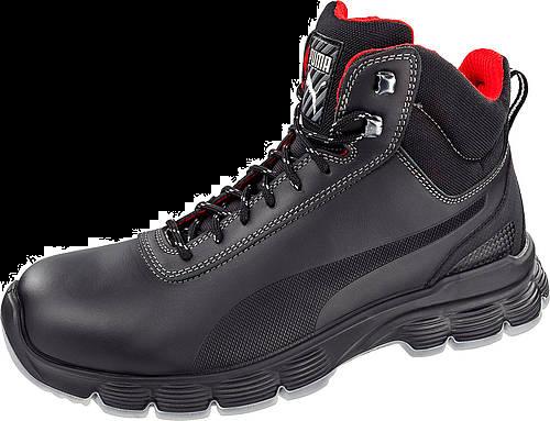 50c0a5f94f8 Puma 630101 Pioneer Mid Rebound 3.0 Safety boots S3 ESD - online ...