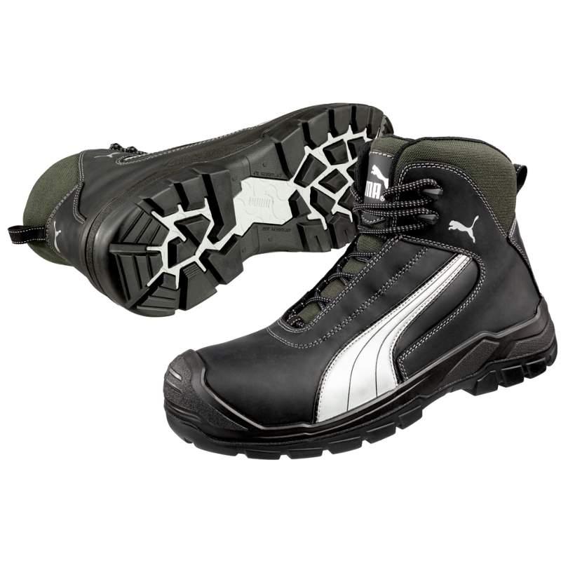 Puma 630210 Scuff Caps Safety boots S3 HRO SRC