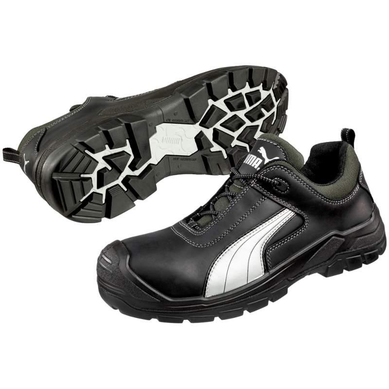Puma 640720 CASCADES LOW Scuff Caps Safety Shoes S3 HRO