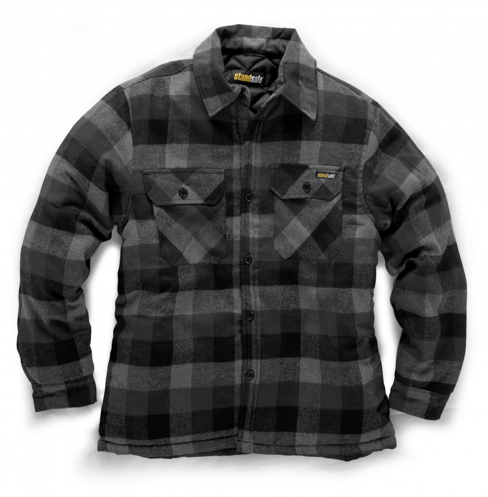 pics/Standsafe/Workwear/standsafe-wk011-flannel-padded-work-shirt-black.jpg