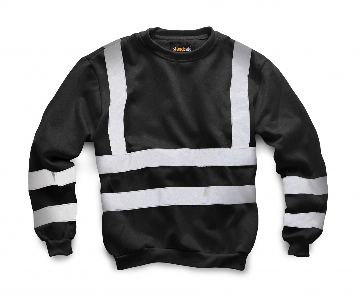 pics/Standsafe/standsafe-hv009-black-security-sweatshirt.jpg