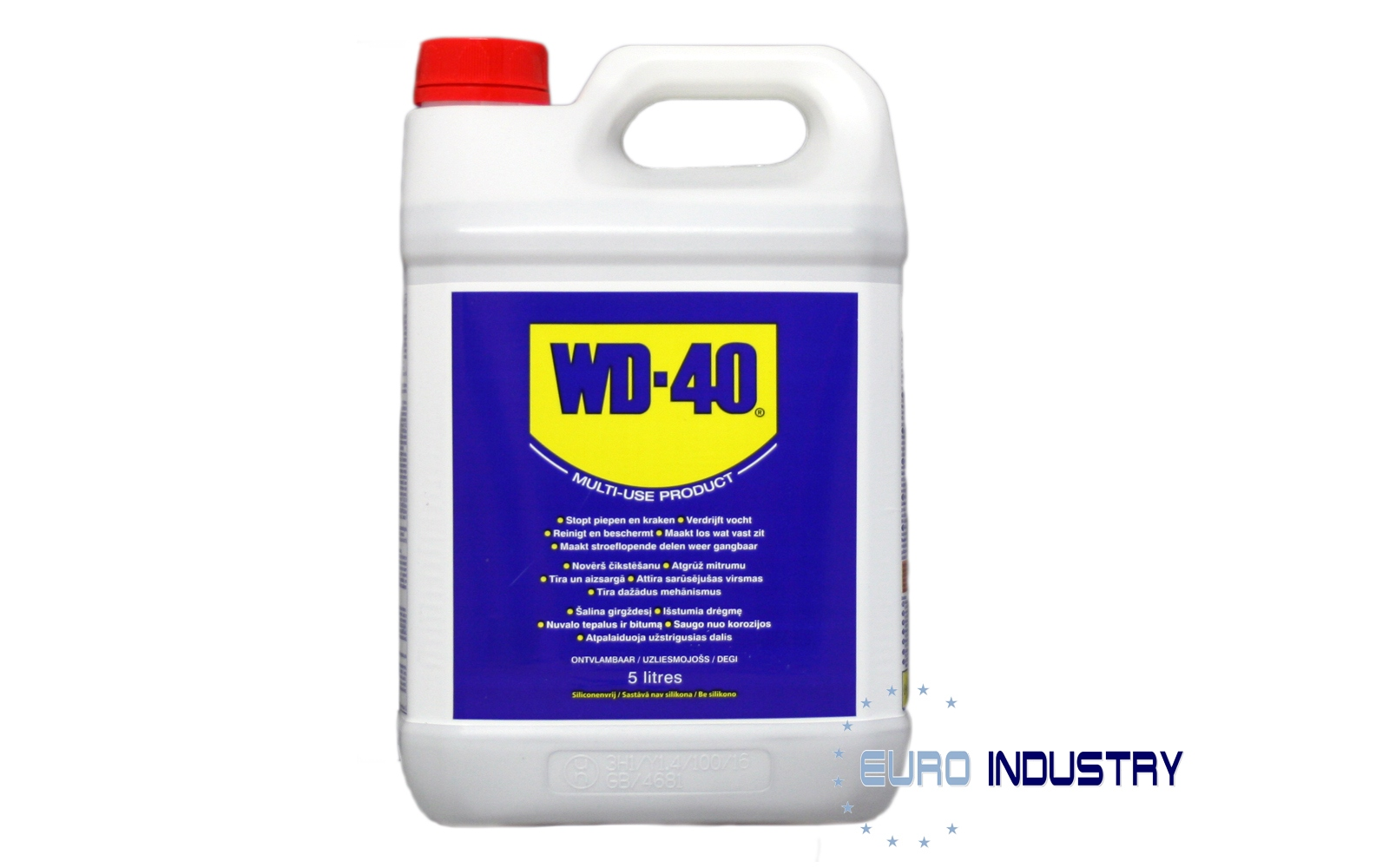 5 Liters Wd 40 Canister Online Purchase Euro Industry