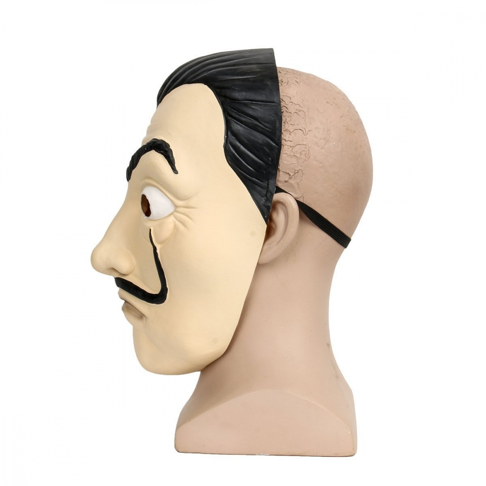 Salvador Dali Mask La Casa De Papel Online Purchase Euro Industry