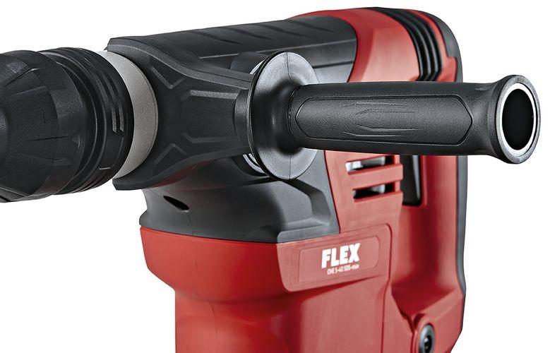 FLEX CHE 5-40 SDS-Max Combi-Marteau perforateur dans mallette de transport #439.665