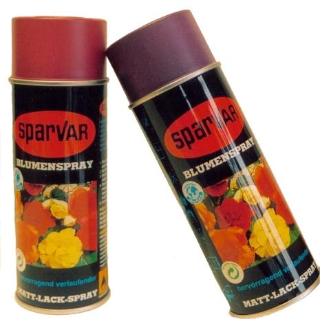 Sparvar polystyrene spray - 400 ml